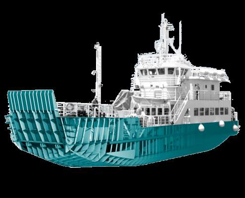 Multipurpose Landing Craft - 30m