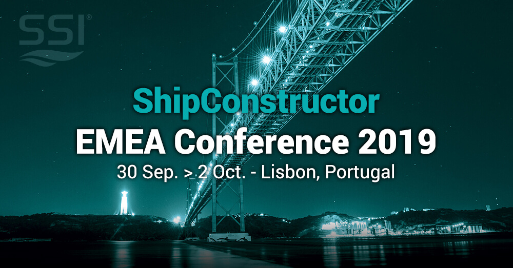 ShipConstructor EMEA Conference 2019